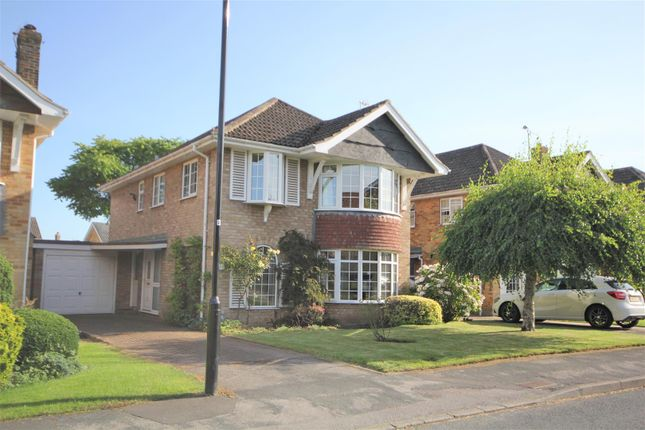 Thumbnail Detached house for sale in Owlwood Lane, Dunnington, York