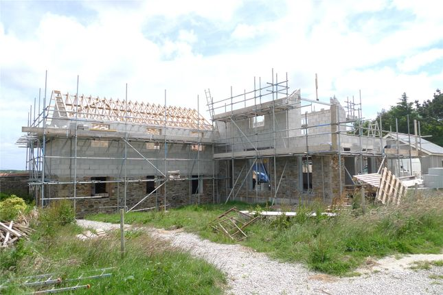 Thumbnail Detached house for sale in Goonearl, Scorrier, Cornwall