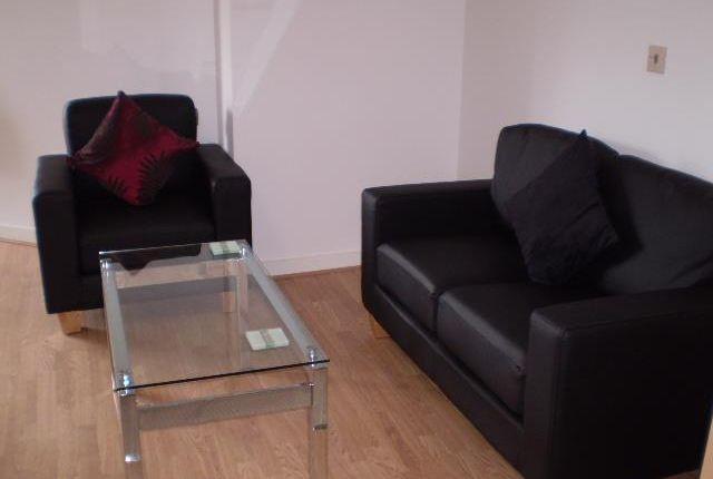 Living Room of Excelsior Apartments, Princess Way, Swansea SA1