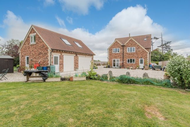 Thumbnail Detached house for sale in Little Somerford, Chippenham