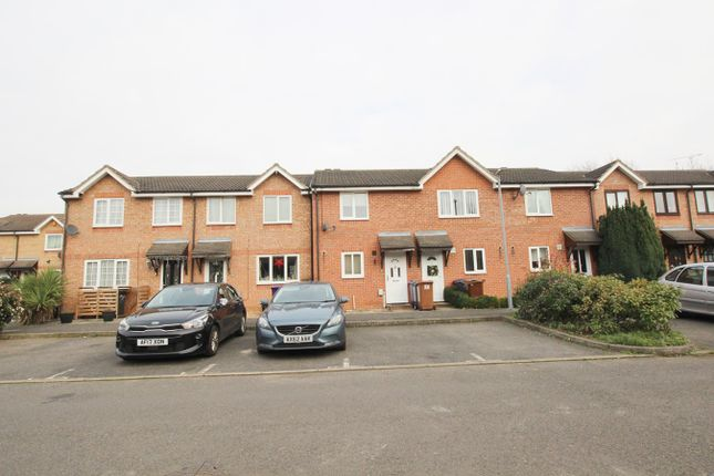 2 bed terraced house to rent in Talisman Street, Hitchin SG4