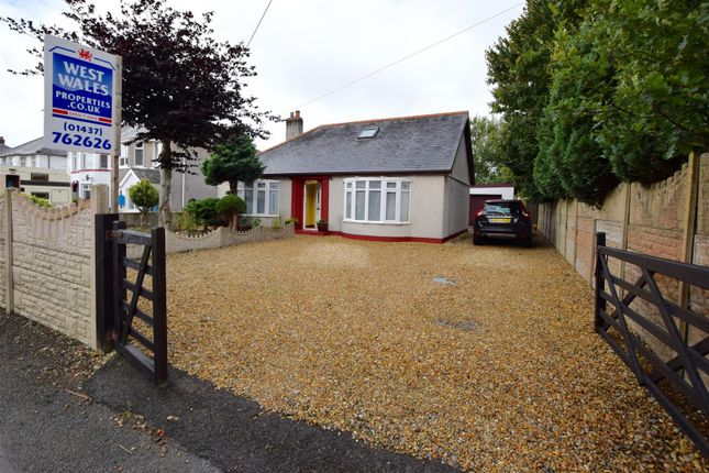 Thumbnail Detached bungalow for sale in Hall Park, Haverfordwest