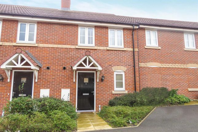 Thumbnail Terraced house to rent in Pople Road, Biggleswade