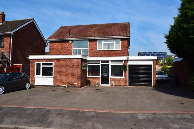 Thumbnail Detached house for sale in Henley Close, Nuneaton