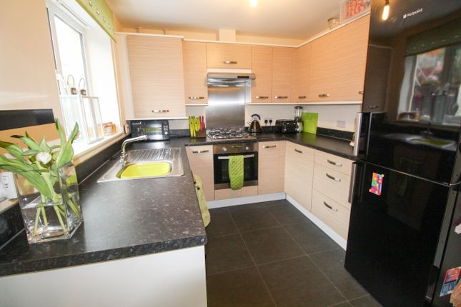 Thumbnail Town house for sale in Bridge View, Plymouth