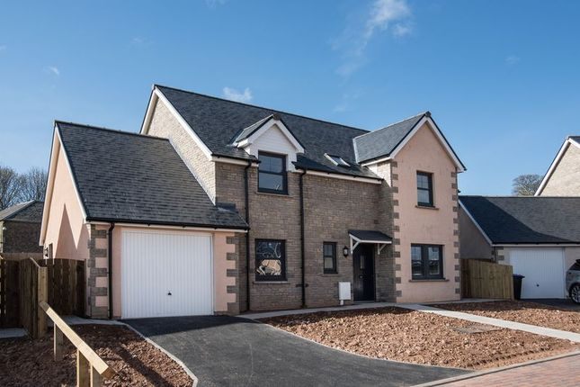 Thumbnail Detached house for sale in Plot 25, Peelwalls Meadows, Eyemouth