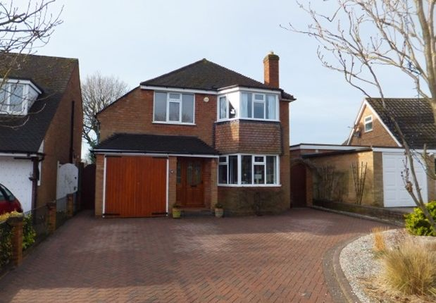 Thumbnail Detached house for sale in Holte Drive, Four Oaks, Sutton Coldfield