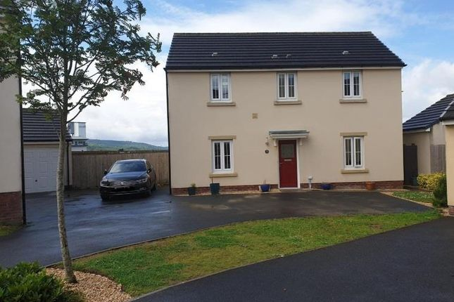 Detached house for sale in Heol Waunhir, Carway, Kidwelly