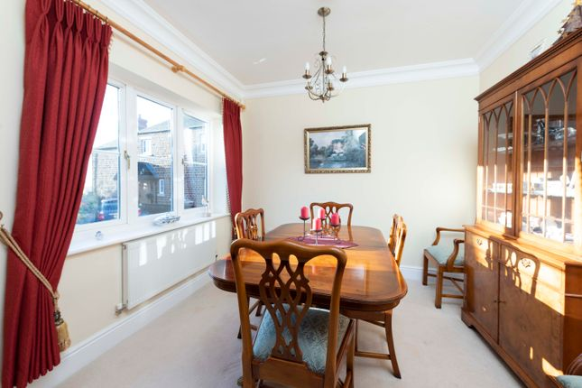 Dining Room of Howcombe Gardens, Napton, Southam CV47
