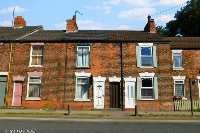 Thumbnail Terraced house for sale in Leads Road, Sutton-On-Hull, Hull, East Riding Of Yorkshire