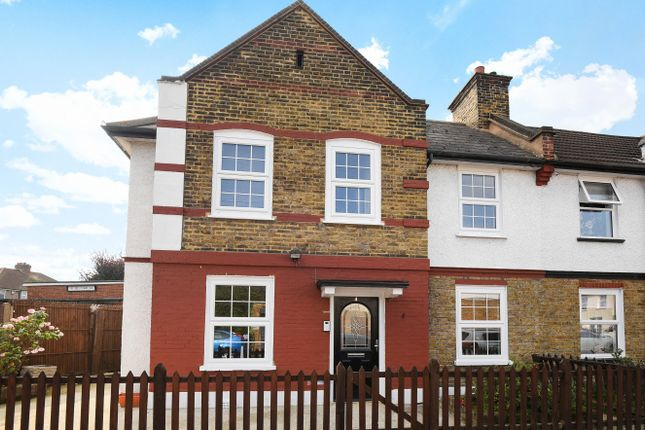 Thumbnail Semi-detached house for sale in Beaconsfield Road, London