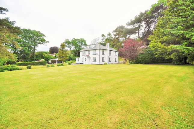 Thumbnail Detached house for sale in Lon Goed, 17 Long Acre Road, Carmarthen