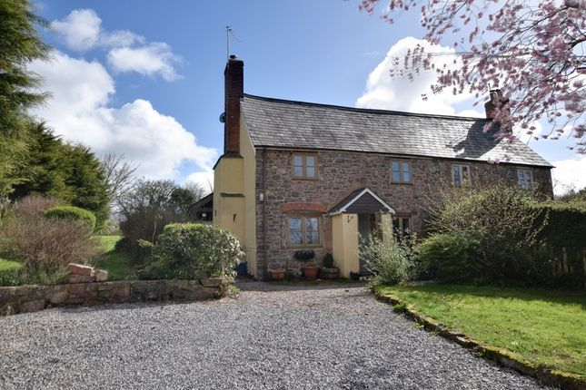 Thumbnail Cottage for sale in Appledore Cottages, Burlescombe, Tiverton, Devon