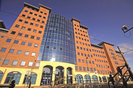 Thumbnail Office to let in Anchorage One, Salford Quays