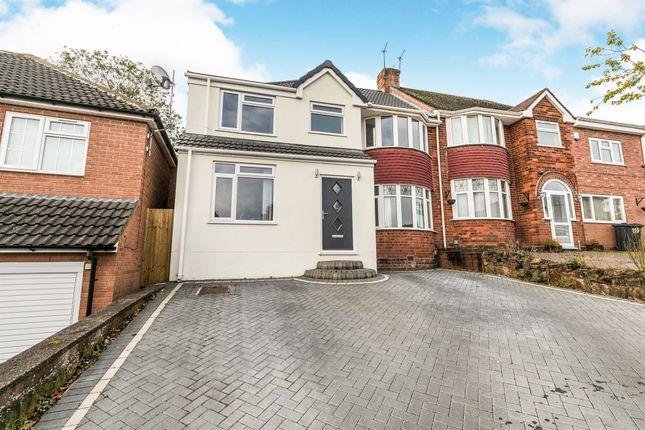 Thumbnail Semi-detached house for sale in Leopold Avenue, Birmingham