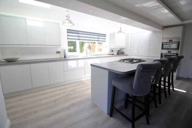 Thumbnail Detached house for sale in Elstree Gardens, Blyth