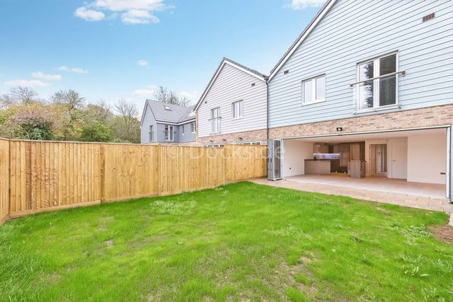 Thumbnail Terraced house for sale in Phoenix Mews, Blue Bell Hill, Chatham