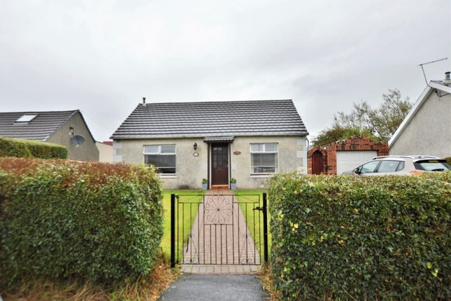 Thumbnail Detached bungalow for sale in Arva Cottage 5 Kilmarnock Road, Springside, Irvine