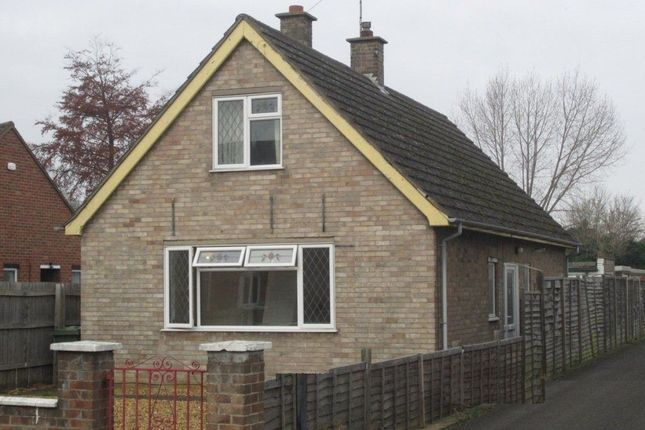 Thumbnail Detached house to rent in Garton End Road, Peterborough