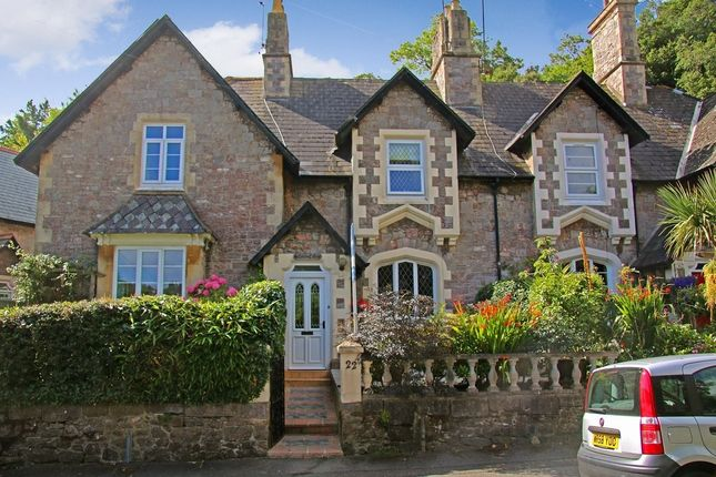 2 bed terraced house for sale in Vane Hill Road, Torquay