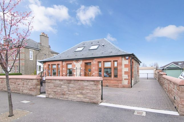 Thumbnail Detached bungalow for sale in Saughtonhall Drive, Edinburgh