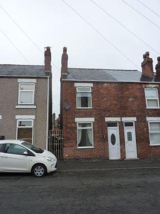 Thumbnail Semi-detached house to rent in Devon Street, Ilkeston