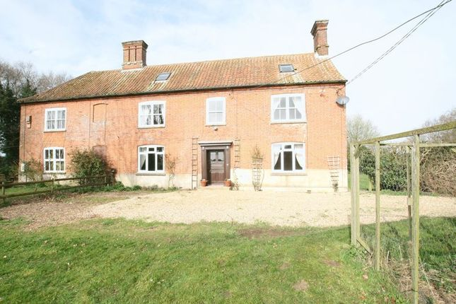 Thumbnail Semi-detached house to rent in Etling Green, Dereham