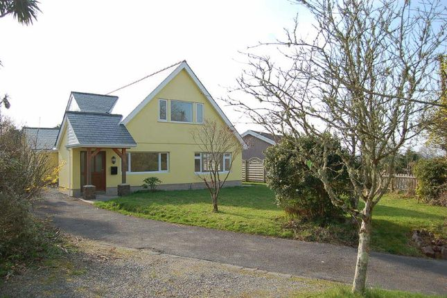 Thumbnail Detached bungalow to rent in East Williamston, Tenby
