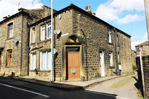 Thumbnail Terraced house for sale in Central Buildings, Stainland, Halifax