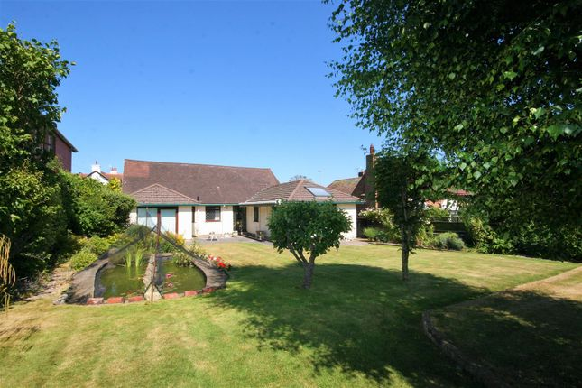 Thumbnail Detached bungalow for sale in Brompton Avenue, Rhos On Sea, Colwyn Bay