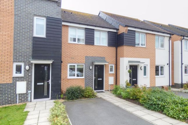 Thumbnail Terraced house to rent in Lamedon Mill Court, Lemington, Newcastle Upon Tyne