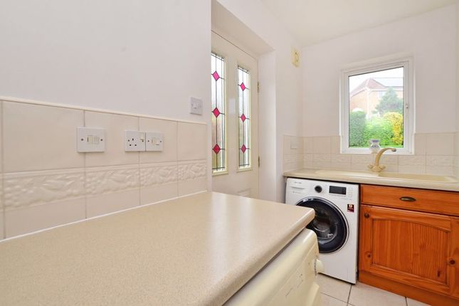 Utility Room of Toll House Mead, Mosborough, Sheffield S20