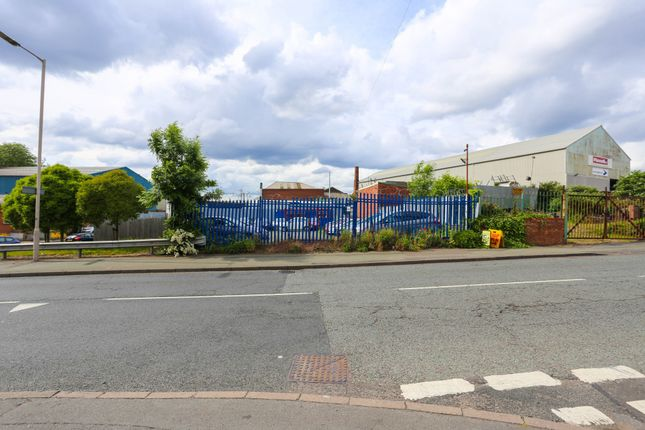 Thumbnail Land to let in Car Sales Pikehelve Street, West Bromwich
