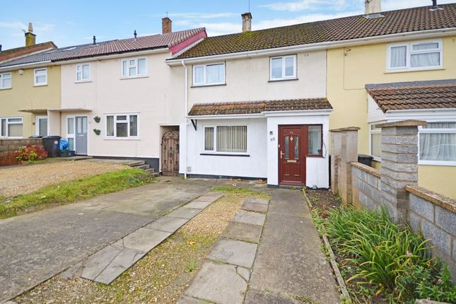 Thumbnail Terraced house for sale in Fair Furlong, Withywood, Bristol