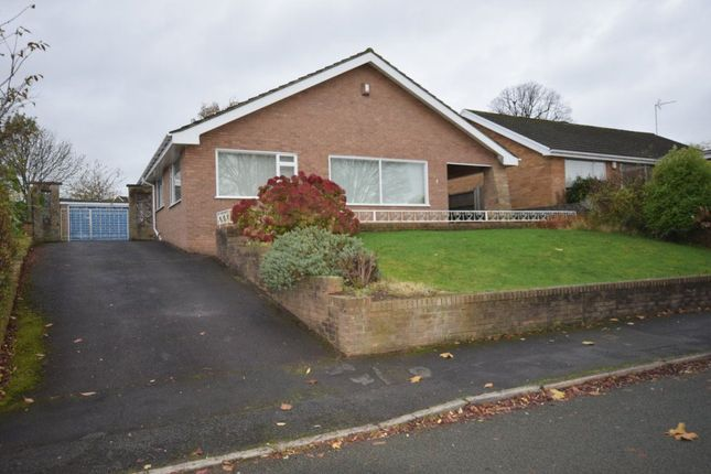 Thumbnail Bungalow to rent in Ffordd Tudno, Wrexham