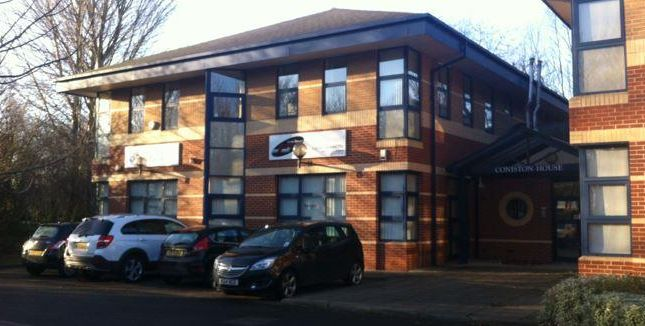 Thumbnail Office to let in Coniston House, Team Valley, Gateshead