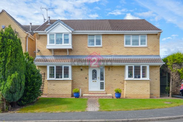 4 bed detached house for sale in Watermeade, Eckington, Sheffield S21