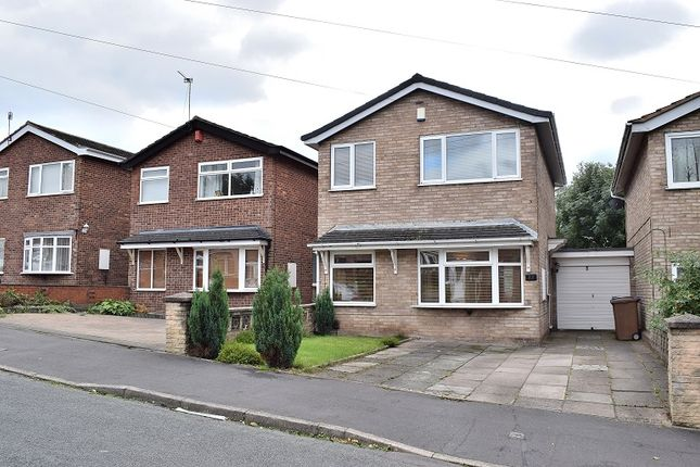 Thumbnail Link-detached house for sale in Forsyte Road, Stoke On Trent