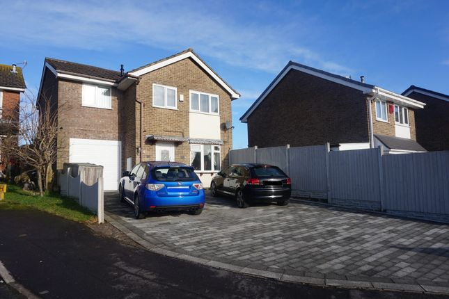 Thumbnail Detached house for sale in Sterndale Drive, Stoke-On-Trent
