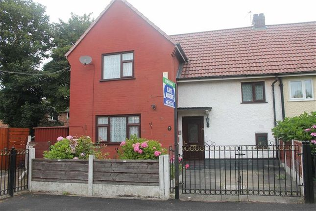 Thumbnail Semi-detached house for sale in Kelstern Square, Longsight, Manchester