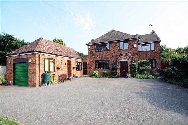 Thumbnail Detached house for sale in Aldenham Road, Bushey WD23.