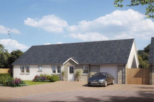 Thumbnail Bungalow for sale in Mary Countess Way, Glamis, Nr. Forfar