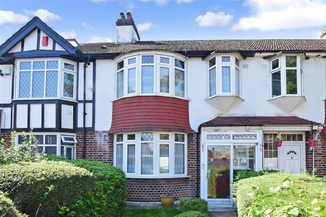Thumbnail Terraced house for sale in Graham Avenue, Mitcham, Surrey