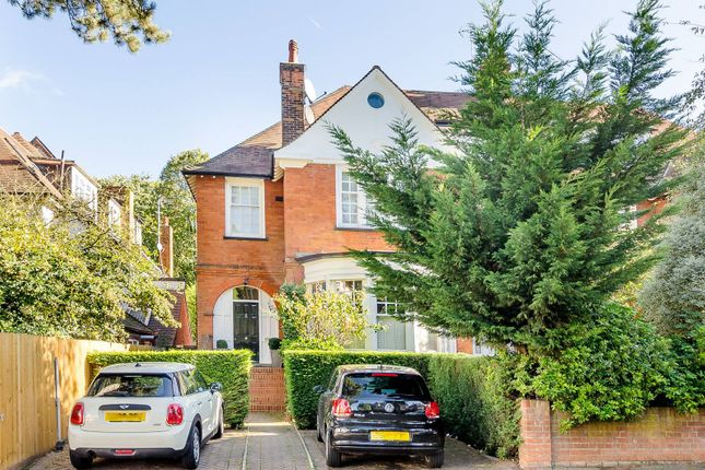 Thumbnail Flat for sale in Ferncroft Avenue, Hampstead