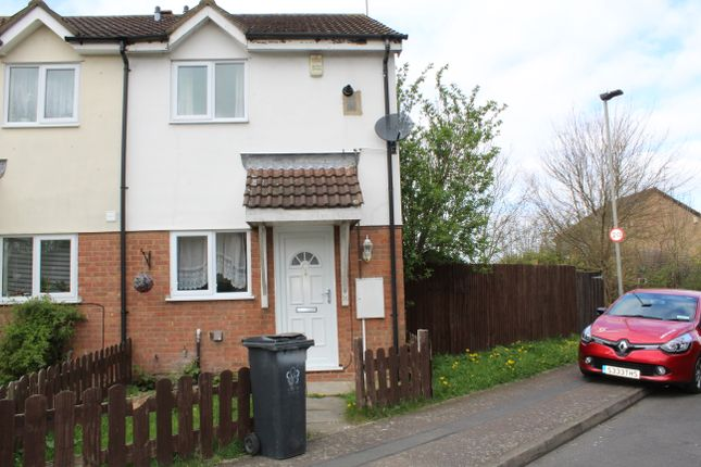 2 bed semi-detached house to rent in Cheviot Road, Aylestone, Leicester