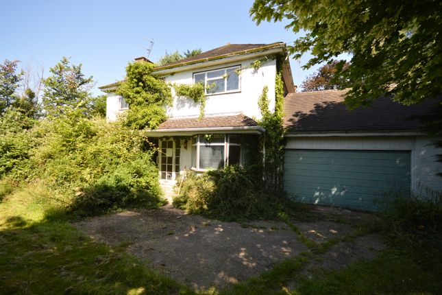 Thumbnail Detached house for sale in Oakleigh Avenue, Worcester