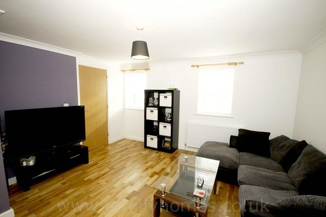 Thumbnail Flat to rent in Gilbert Court, Fairview Road, Sittingbourne