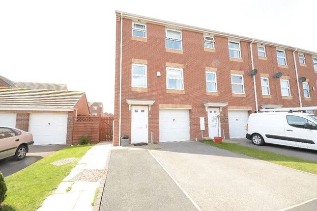 Thumbnail Town house for sale in Dalby Grove, Murton, Seaham