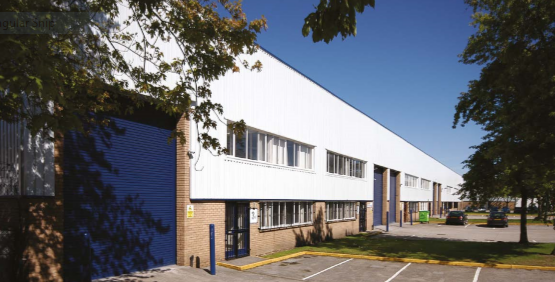 Thumbnail Industrial to let in Unit 3B Parkway Trading Estate, Trafford Park