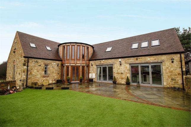 Thumbnail Detached bungalow for sale in Sleetburn Lane, Langley Moor, Durham